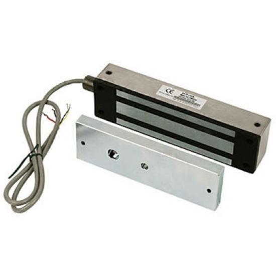 magnetic door locks maglocks for doors door tech. Black Bedroom Furniture Sets. Home Design Ideas